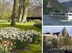 The Romantic Rhine Valley and Holland (22 destinations) Tour