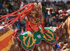 Thimphu Festival Oct 2019 - 8 Days Tour