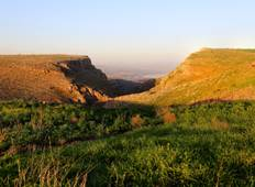 """Jesus Trail\"" - 6D/5N Hiking Package - Hike through the Galilee from Nazareth to the Sea of Galilee Tour"