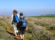 Jesus Trail 6 Day Hiking Package Tour