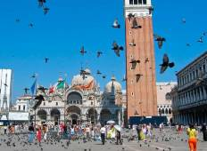 Classical Italy (from Rome to Venice) Tour