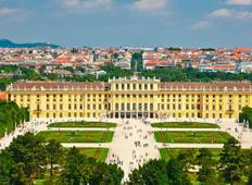 Imperial Capitals (from Vienna to Prague) Tour