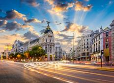 Madrid and Barcelona (5 destinations) Tour