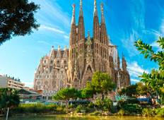 Madrid and Barcelona (from Madrid to Barcelona) Tour