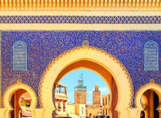 Madrid and Magical Morocco Tour