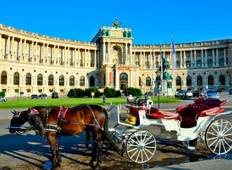 Prague, Munich and Austria Tour