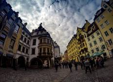 Munich Oktoberfest Hostel Tour