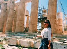 Rome To Greece Getaway Tour