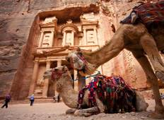 Wadi Rum desert 8 days/7 nights Tour