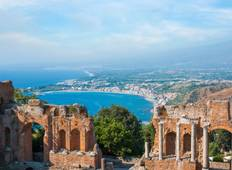 Mini Tour of Sicily  from Catania to Palermo Tour