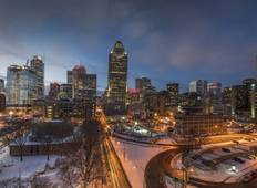 Quebec Winter Carnival with Toronto Tour