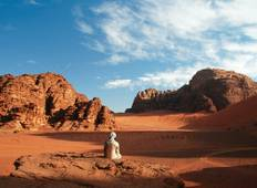 Cycle Jordan: Petra & Wadi Rum Tour