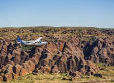 8 Day Broome to Broome Kimberley Safari + Fly Tour