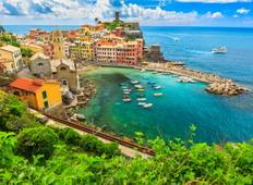 Rome, Florence & Tuscany with Cinque Terre Tour