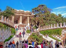 Spain\'s Classics  (Madrid to Barcelona) Tour