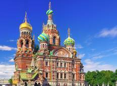 The Best of St. Petersburg, Moscow + Golden Ring in 10 days Tour