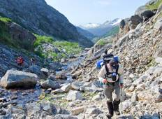 Stampeders Route: Trekking Chilkoot Trail Tour