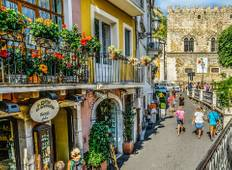 The Sicilian (from Palermo to Taormina) Tour