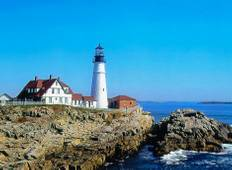 Historic Hotels of New England featuring The Equinox and Omni Mount Washington resorts (Boston, MA to Kennebunk, ME) Tour
