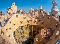 All Spain (from Madrid) Small Group Tour Tour