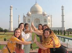 India Volunteer Adventure Tour