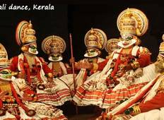 Heritage Rajasthan with Magical Kerala - North & South India Tour