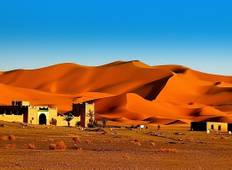 Morocco Sahara Camel Caravan Expedition Tour