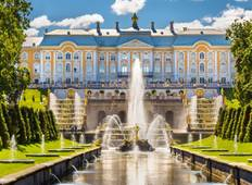 Wonders Of St. Petersburg And Moscow Tour