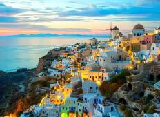 Athens to Paros & Santorini - 8 Days Tour