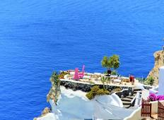 Sailing Greece - Santorini to Santorini Tour