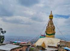 Nepal High Light Luxury Tour