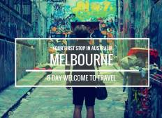 Welcome To Travel: Melbourne - 8 Day / 7 Night Tour Tour