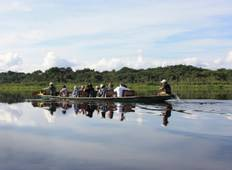 Yasuni Amazon Expedition (7 days) Tour