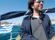 Sailing Greece - Athens to Mykonos Tour