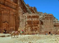 Highlights of Jordan Tour