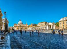 3 Nights Rome & 4 Nights Florence Tour