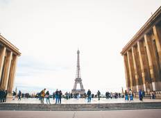 2 Nights Paris & 4 Nights London Tour