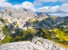 The Summits and Lakes of North Montenegro Tour