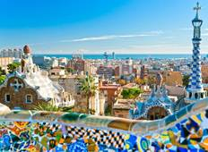 Barcelona, Spain Tour