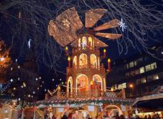 Munich Xmas Markets Tour
