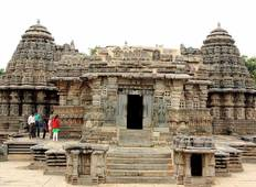 Highlights of Karnataka combined with Goa Tour