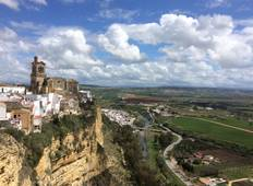 Pueblos Blancos of Andalusia Tour
