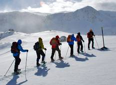 Vitosha, Rila and Pirin - the Great Winter Adventure (Snowshoeing Trek) Tour