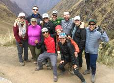Lares Trek to Machu Picchu Tour