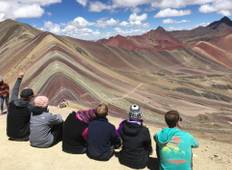 Rainbow Mountain Hike to Machu Picchu Tour