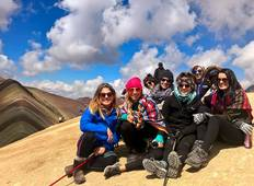 Rainbow Mountain Hike to Machu Picchu 06 Days Tour