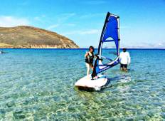 Paros & Naxos Watersports - A family adventure Tour