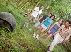 Family Land Galápagos — Multi-Activities Tour