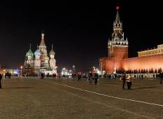 Mini Stay Moscow and St Petersburg - 5 days Tour