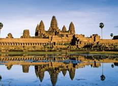 Treasures of the Mekong & Mystical Irrawaddy (from Siem Reap to Mandalay) Tour